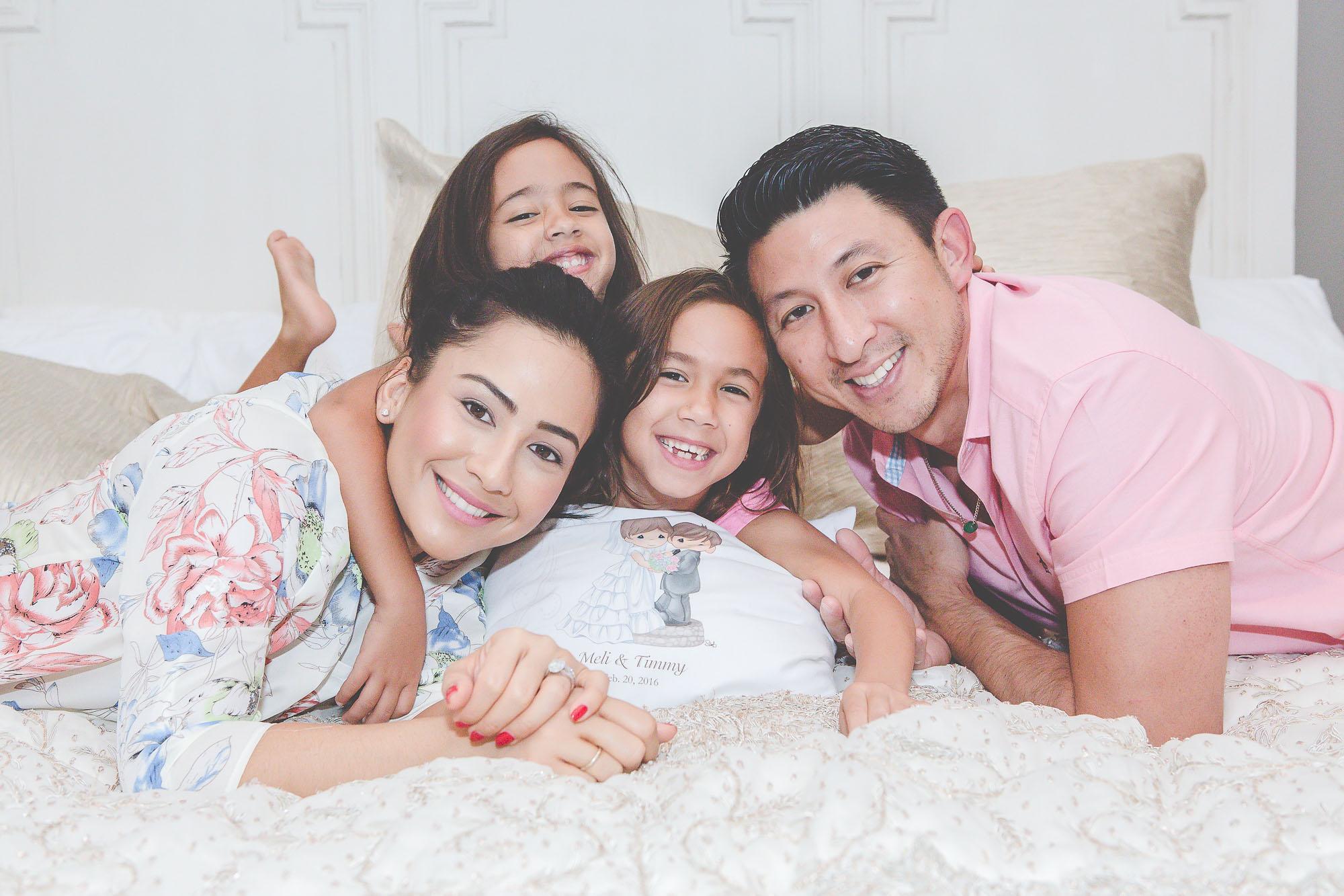 The Chen Family: Family Photo Shoot in Davie, Fl
