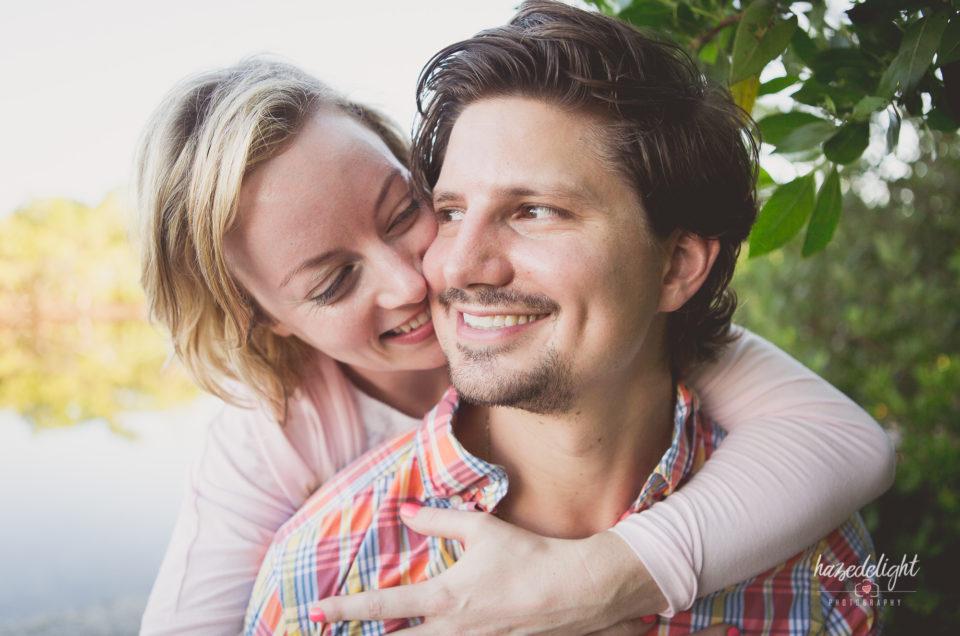 Brianna & Ian: An Engagement Photo Session at Dania Beach Pier, Fl