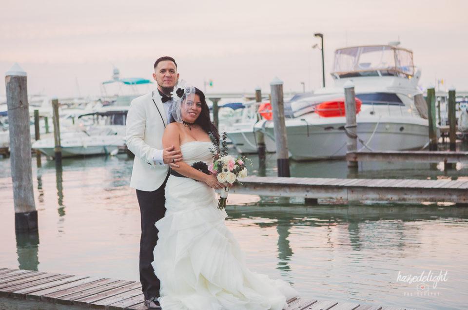 Ximena & Julio: A Romantic Wedding in Miami, FL