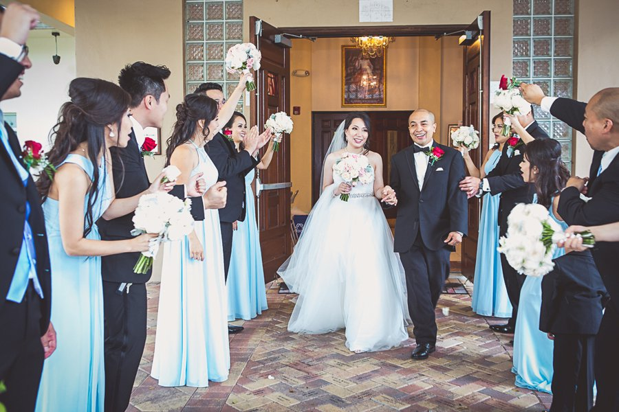 Wedding of Thuy & Mel: A Filipino & Vietnamese Union: Hallandale, FL