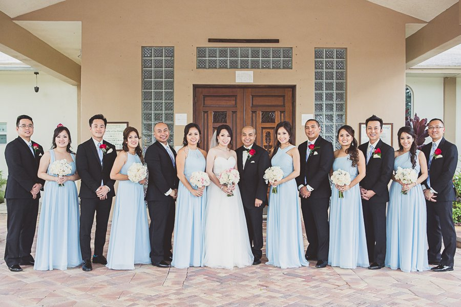 Wedding Of Thuy & Mel: A Filipino & Vietnamese Union